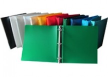 Poly Binders & Chart Dividers for Hospitals & Doctors' Offices