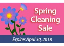 Binding101 2018 Spring Cleaning Sale
