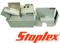 Staplex Mailroom Equipment