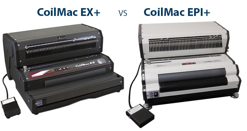 CoilMac EX versus CoilMac EPI Plus - What is the difference