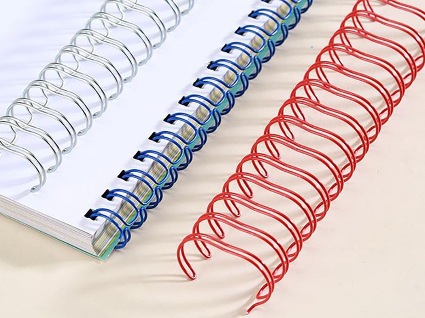 Wire-O Binding Supplies + Binder Spines