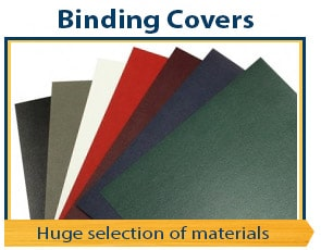 Binding and Report Covers